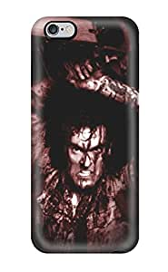 Iphone 6 Plus Hard Back With Bumper Silicone Gel Tpu Case Cover Hellraiser Movie