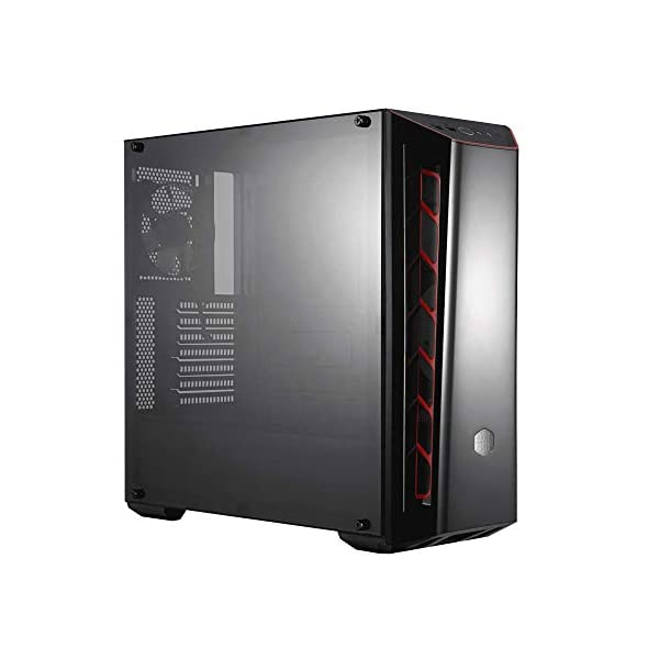 Cooler Master MB520 Black Case