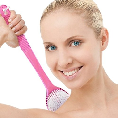 ON SALE Topnotch Bath Brush Back Scrubber Long Handle