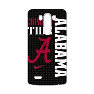 Alabama Crimson Tide Cell Phone Case for LG G3 by icecream design
