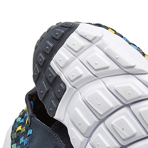 Woven De Nike dark tour Air Footscape Para Hombre Gimnasia Mehrfarbig Obsidian Zapatillas Nm Yellow wXXgq