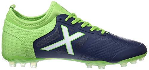 Shoes Football Unisex Marino Blue Munich Azul Adults' verde 26 Fitness Tiga xBXwwqaPU