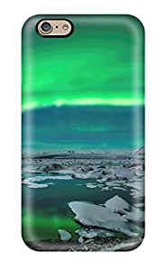 Iphone 6 Case Slim [ultra Fit] Aurora Show Protective Case Cover