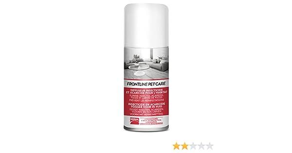 Frontline Pet Care - Difusor/espray insecticida y acaricida para el hogar, 150 ml: Amazon.es: Productos para mascotas