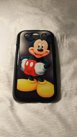 Samsung Galaxy S3 Mickey Mouse Hard Case/Cover (S3 Cases Mickey Mouse)