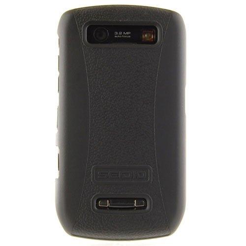 (Seidio Innocase Snap Slim Case for BlackBerry 8900 Curve - Black )