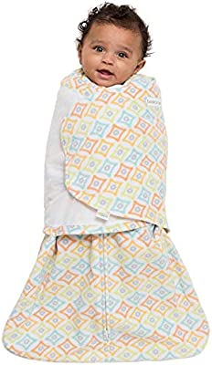 Halo Sleepsack Micro-Fleece Swaddle - Diamond - Newborn