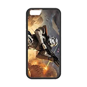 iPhone 6 4.7 Inch Cell Phone Case Black Star Wars IRY Case Cell Phone