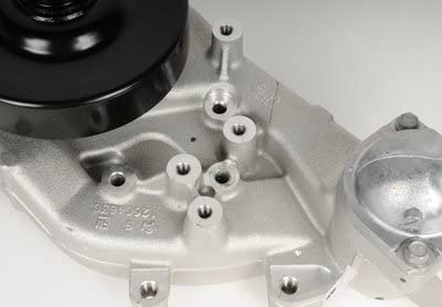ACDelco 251-728 GM Original Equipment Water Pump with Gaskets