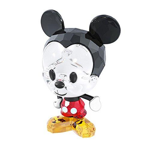 Swarovski Disney Cuties Mickey Mouse Figurine (Disney Swarovski Crystal compare prices)