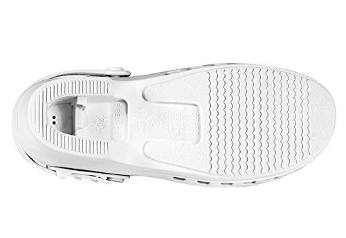 Tecniwork Clogs Professional White Tecniwork Clogs Professional Clogs Professional Tecniwork White White 80wUx8q64