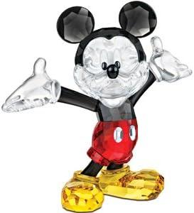 Amazon.com: SWAROVSKI Crystal Disney Mickey Mouse: Home & Kitchen