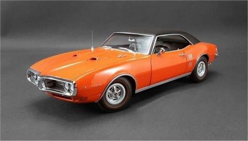 die cast 1968 firebird - 4