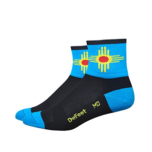Defeet Aireator Tall New Mexico Socks