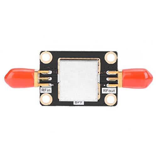 Filtro de paso de banda, filtro de paso de banda BPF Anti-interferencia con interfaz SMA para Denoise