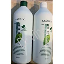 Matrix Scalptherapie Cool Mint Shampoo and Conditioner Liter Duo 33.8 oz