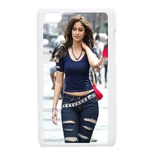Ileana Dcruz Celebrity5 iPod Touch 4 Case White y2e18-402514