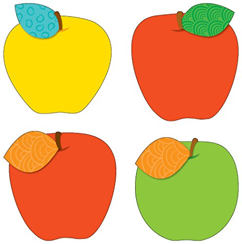 Carson Dellosa Apples Cut-Outs (120116)