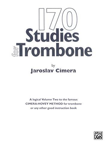 170 Original Studies for Trombone