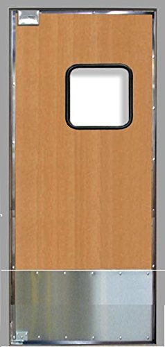 (Steamroll 209029 SCP-8N Series Door with Laminate, Right Hand, 48