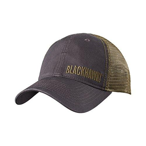 BLACKHAWK! 9006734 Trucker Cap Slate One Size