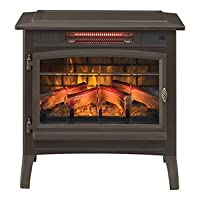 Duraflame 3D Infrared Electric Fireplace...