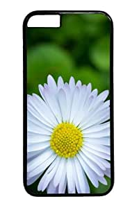 Camomile PC Case Cover for iphone 6 plus 5.5 inch Black