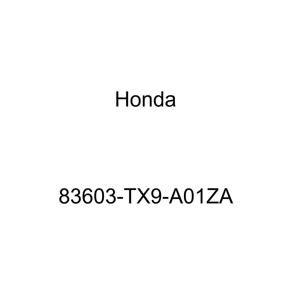Honda Genuine 83603-TX9-A01ZA Floor Mat
