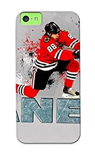 Diy Yourself Freshair Shock-dirt Proof Hockey Chicago Blackhawks Patrick Kane case cover Design For Iphone 4s - Best Lovers