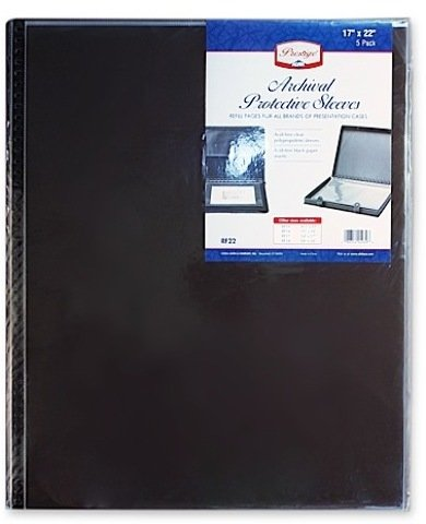 Alvin Archival Refill Pages (22 In. x 17 In.) 1 pcs sku# 1841756MA