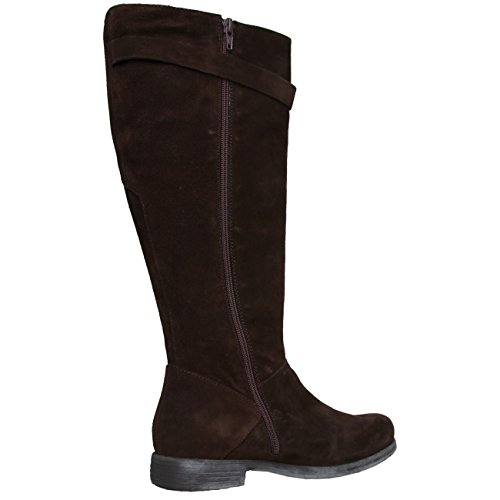 Dr. Scholl FOLDBOOT F240791019 Boots Shoes Boots Brown EU 35 UK 2.5-Suede DocqkSIukI