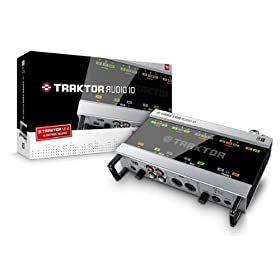 Native Instruments TRAKTOR AUDIO 10