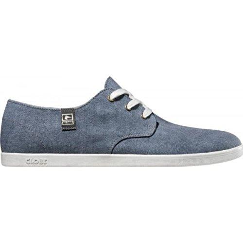 Globe Skate Shoes Espy Slate Blue/White