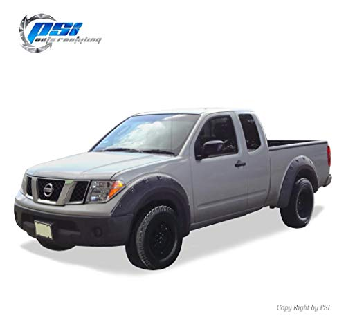 - PSI Auto Restyling A8050702 Pop-Out Style Fender Flares Paintable Finish Fits 05-14 Nissan Frontier; for 73.3