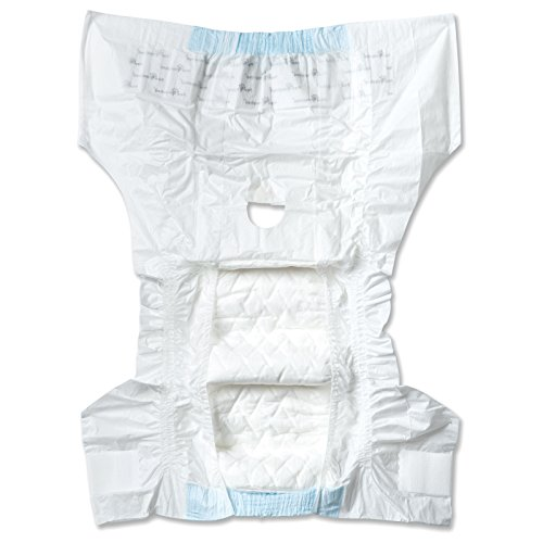 Paw Inspired 144 ct Ultra Protection Female Disposable Dog Diapers Bulk by Paw Inspired (Image #2)