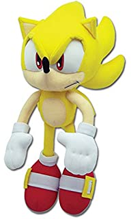 Great Eastern Sonic the Hedgehog Plush-12