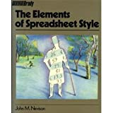 Elements of Spreadsheet Style, John M. Nevison, 0130805653