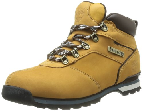 Timberland Earthkeepers Splitrock 2 Hiker Wheat Mens Hi Top Chukka Boots 6820r Uk 7.5 Us 8 Eu 41.5