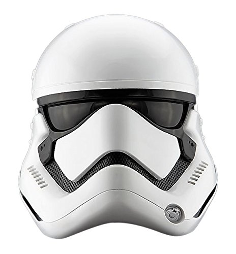 Star Wars : The Force Awakens First Order Stormtrooper 1:1 Helmet