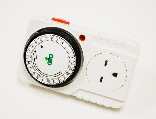 single mechanical timer