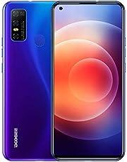 """$152 » Unlocked Smartphone DOOGEE N30 (2020) Mobile Phone 4GB+128GB Triple Rear Camera 6.55"""" Infinity Display Android 10.0 4180mAh 4G Dual SIM Phones"""