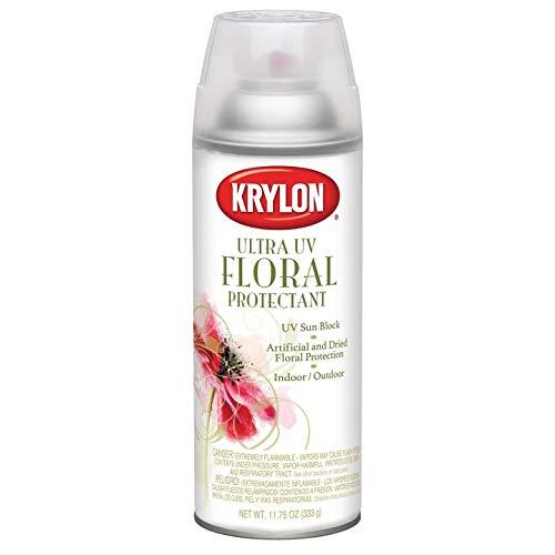 Krylon 7800 11 oz Uv Floral Protectant Spray, Multicolor (Best Way To Preserve Flowers)