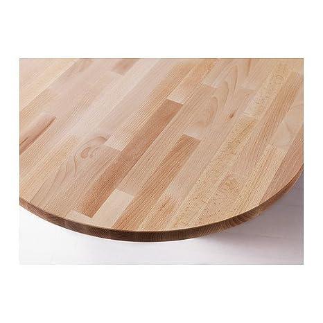 Tischplatte ikea buche  IKEA GERTON -Tischplatte Buche - 140x70 cm: Amazon.de: Küche & Haushalt