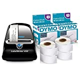 DYMO LabelWriter 450 Thermal Label Printer with 4