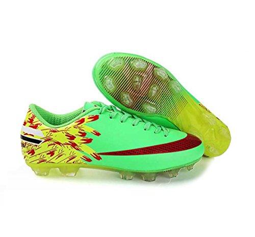 green bambini estivi ginnastica donna da e antiscivolo da scarpe ginnastica da ginnastica da Scarpe calcio per uomo WSK neutri da da stabili scarpe scarpe qgwAxa76
