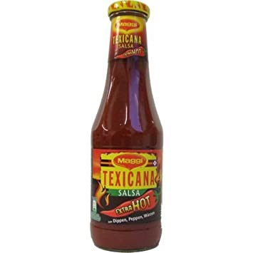 Maggi Texicana Salsa extra hot 500ml