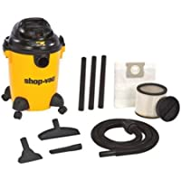 6 Gallon Ultra Plus Wet And Dry Vac