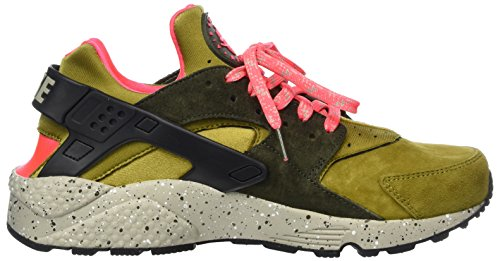 Nike Air Huarache Run Prm - 704830302 Desert Mossa