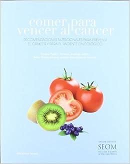Comer Para Vencer Al Cáncer por Paula Jiménez Fonseca epub