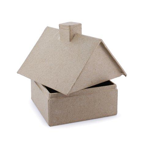 La Fourmi 11 x 10 x 10 cm House Box Plus Chimney QXM028